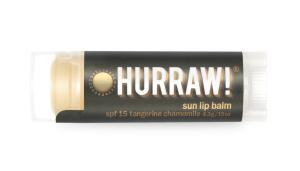 Hurraw Sun Lip Balm SPF15