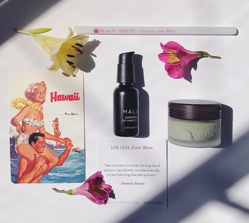 Beauty Heroes June Discovery Box - Honua Skincare