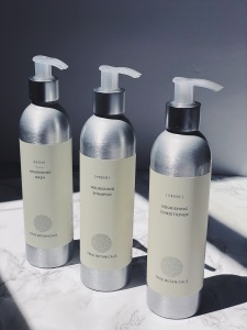 True Botanicals Shampoo and Conditioner